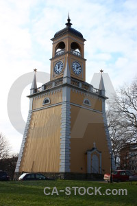 Europe building sweden church karlskrona.