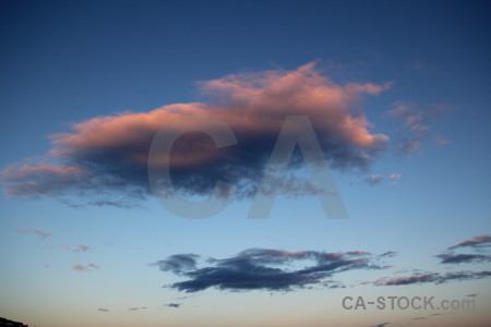 Europe cloud blue spain javea.
