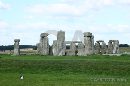 Europe england rock wiltshire stonehenge.