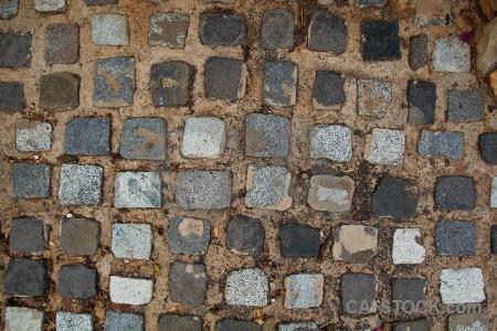 Europe javea spain stone texture.