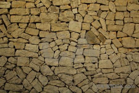 Europe javea texture stone wall.