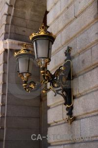 Europe madrid royal spain palace.