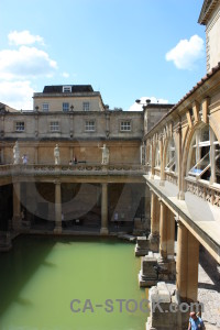 Europe pool uk bath roman.