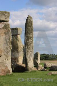 Europe rock stonehenge england wiltshire.