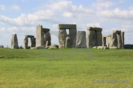 Europe rock wiltshire stonehenge england.