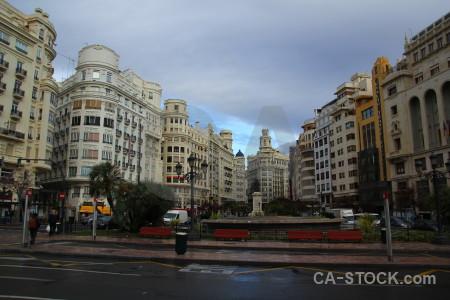 Europe spain building valencia.