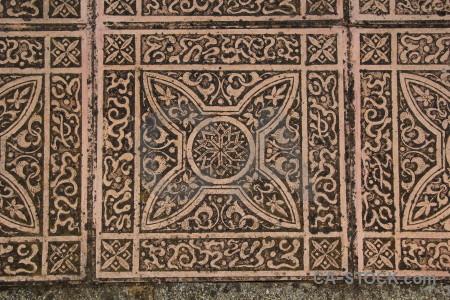Europe spain texture javea tile.