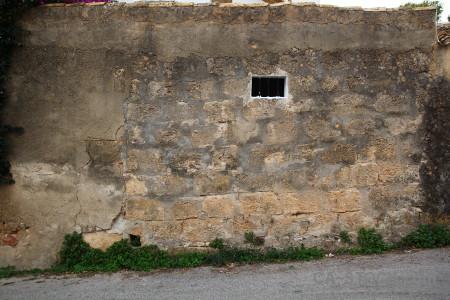 Europe texture spain stone wall.