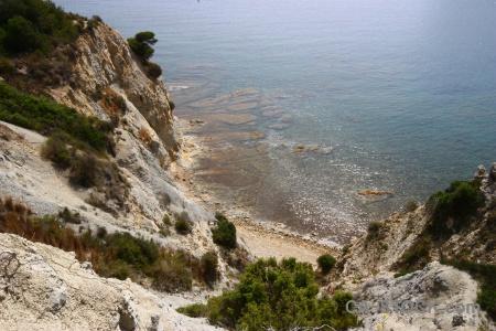 Europe water plant spain sea.