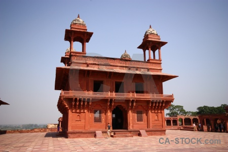 Fatehpur sikri sky archway fort agra.