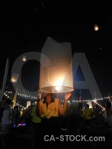 Festival asia southeast lantern bangkok.