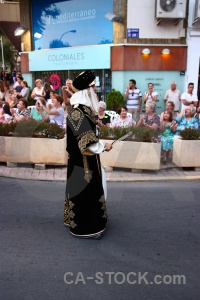Fiesta christian costume spain male.