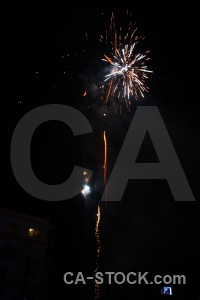 Fiesta correfocs spain firework javea.