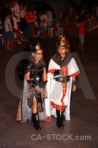 Fiesta costume christian javea moors.