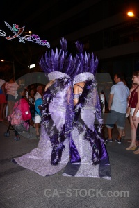Fiesta javea costume moors person.