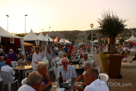 Fiesta person chair tent javea.