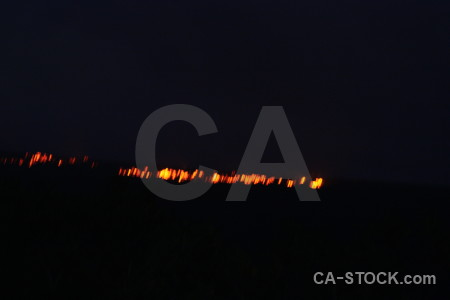 Fire lava black.