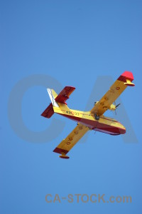 Firefighting montgo fire europe javea airplane.