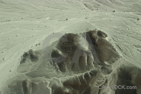 Flying peru unesco south america geoglyph.
