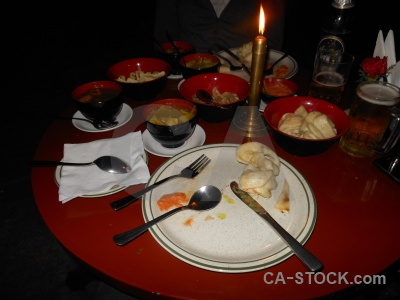Food kathmandu asia knife thamel.