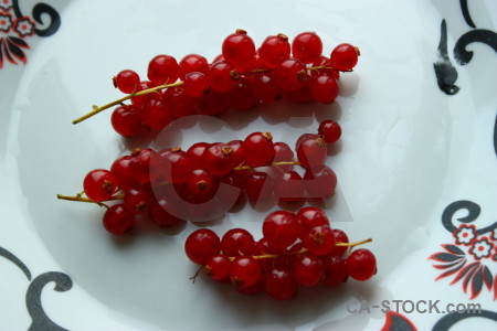 Food red berry fruit white.