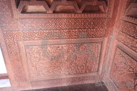 Fort fatehpur sikri agra asia building.