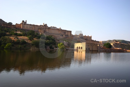 Fort maotha south asia amber fort india.