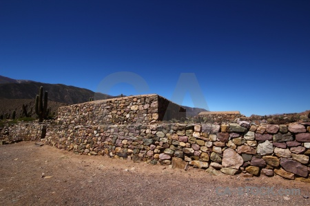 Fortress pucara argentina salta tour stone.