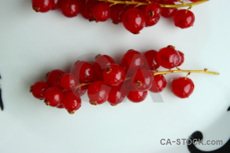 Fruit food berry white red.