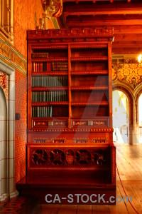 Furniture bookshelf building object interior.