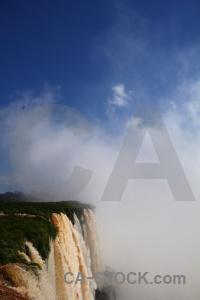 Garganta del diablo iguassu falls river iguazu sky.