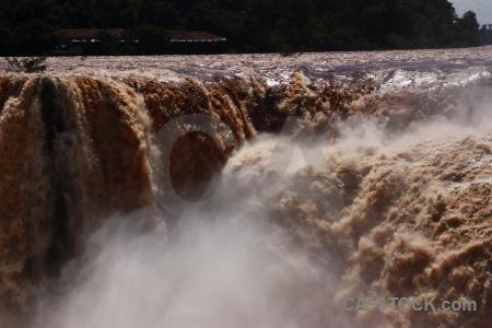 Garganta del diablo iguazu falls water south america river.