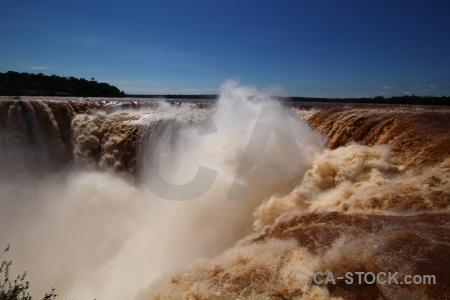 Garganta del diablo unesco argentina iguazu falls river.