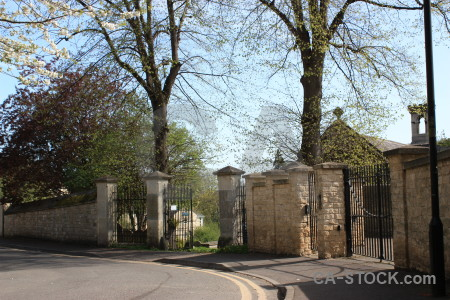 Gate street.