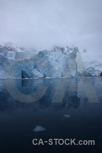 Glacier ice antarctica mountain cruise.