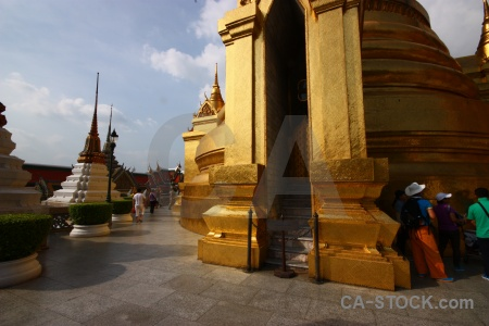 Gold cloud wat phra si rattana satsadaram temple buddhism.