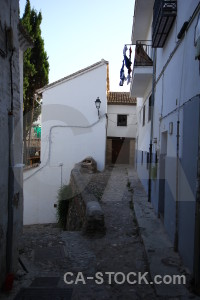 Granada europe building spain.
