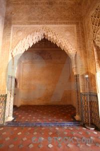 Granada palace alhambra la de granada building.