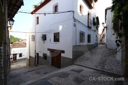 Granada spain building europe.