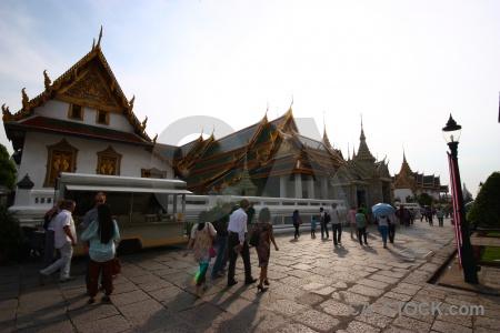 Grand palace buddhism thailand ornate buddhist.