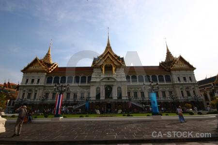 Grand palace royal buddhism cloud gold.