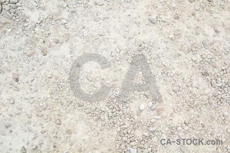 Gravel white stone texture.