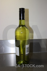 Gray object bottle glass.