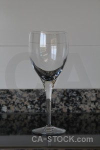 Gray object glass.