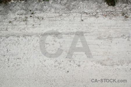 Gray texture soil.