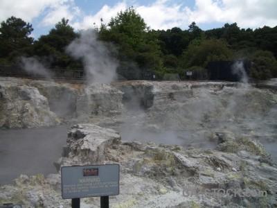 Gray volcanic.