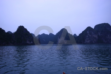 Ha long bay sky cliff vinh ha sea.