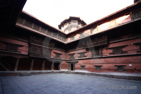 Hanuman durbar square temple sky buddhism.