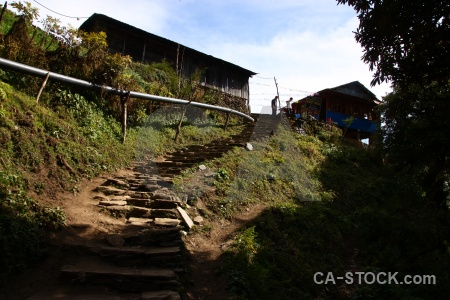 Himalayan asia trek nepal south.