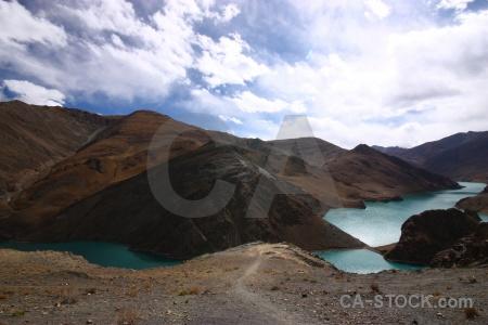 Himalayan china asia tibet dam.